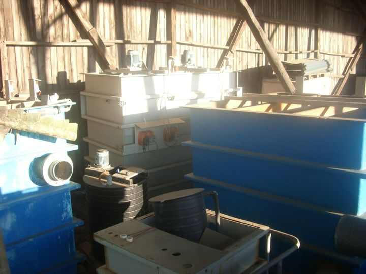 used sewage watertreatment equipment