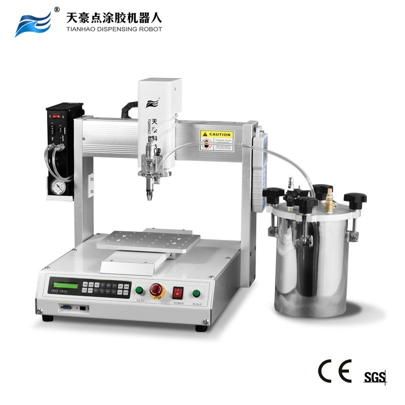 Gantry Benchtop dispensing robot glue dispenser machine