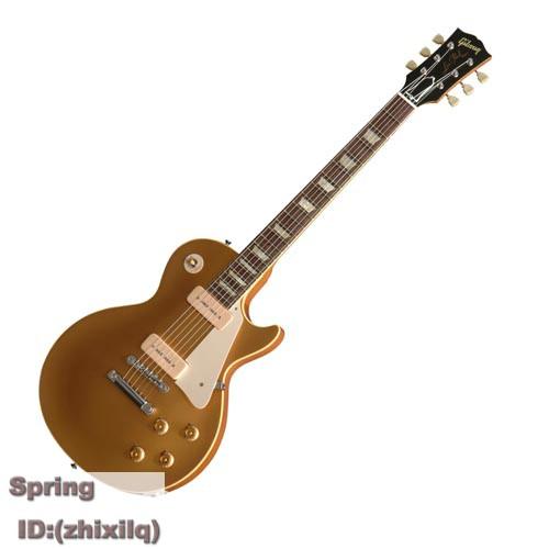 Gibson Custom Shop 1956 Les Paul Goldtop Reissue Electric Guitar
