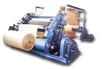 Die Cutting machines, Corrugated Box making Machines, Laminating