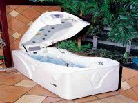 hydromassage spa cappsule, salon capsule, hydrotherapy spa, bathtub