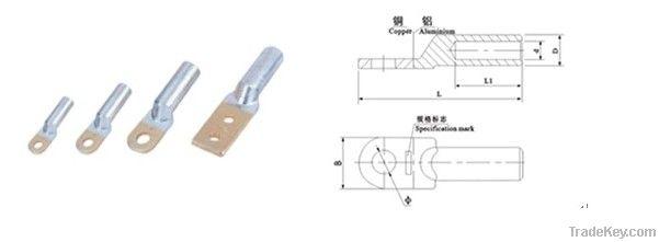 Copper-aluminium cable lug