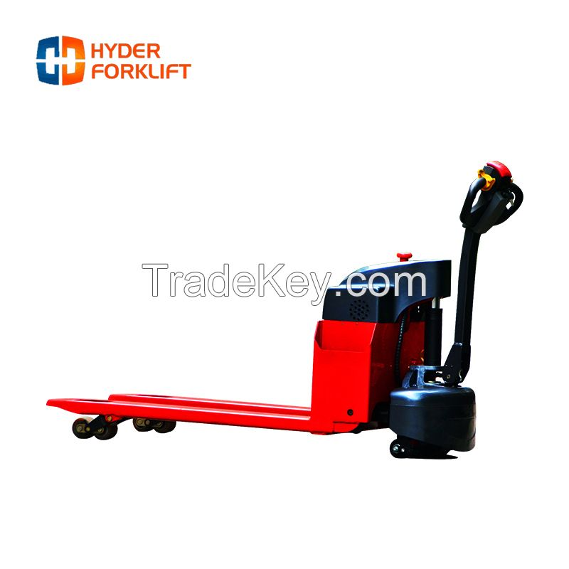 Curtis controller 1.5ton electric pallet truck with low price