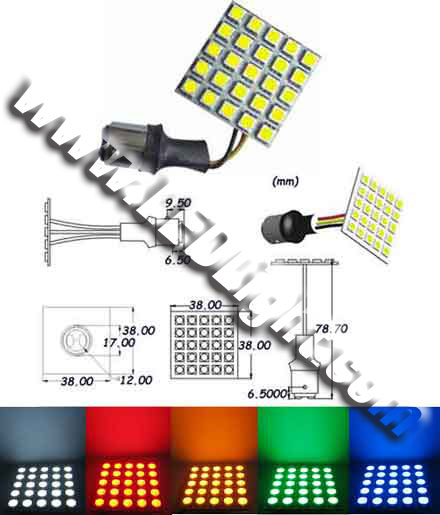 Automotive LED Light