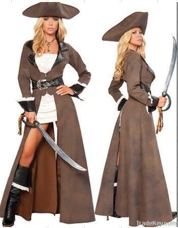 Halloween costume, pirate costume
