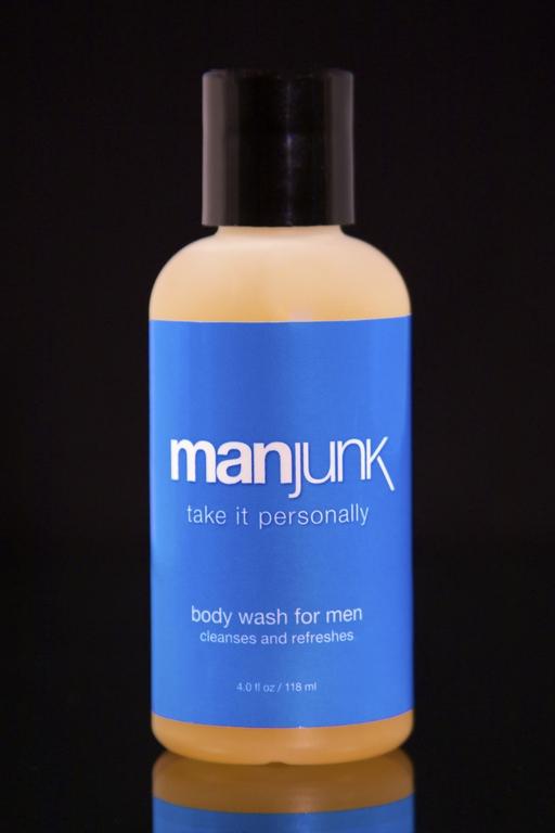 MAN JUNK BODY WASH