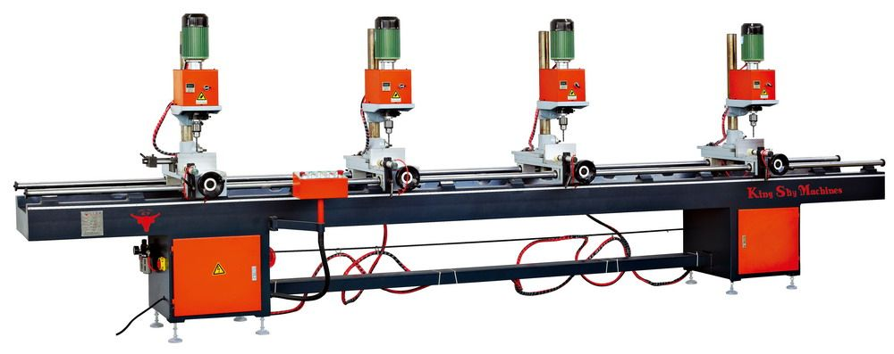 Multi Heads Drilling Machine KS-Z406
