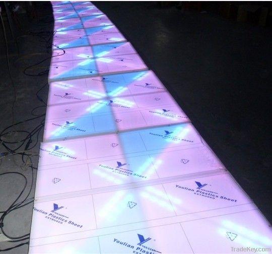 Illuminated Dance Floor Stage Lights