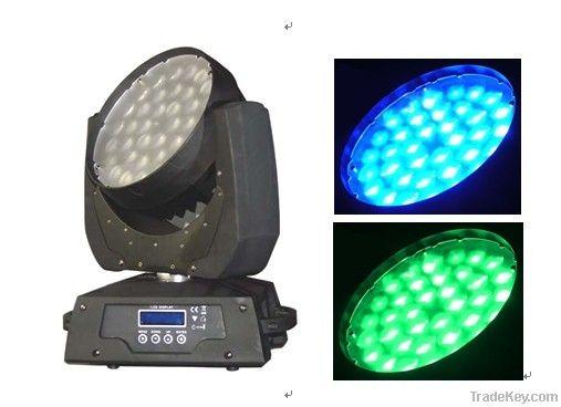 36*10W LED ZOOM MOVING HEAD WASH/led par lighting/led disco par lights