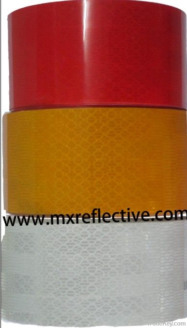 Reflective sticker, reflective tapes