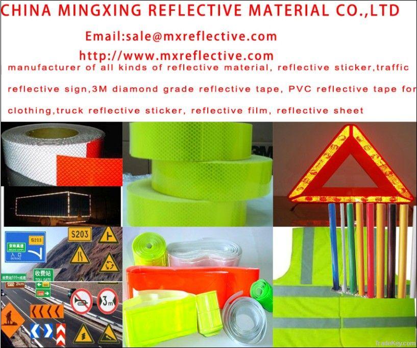 self adhesive reflective vinyl, reflective tapes