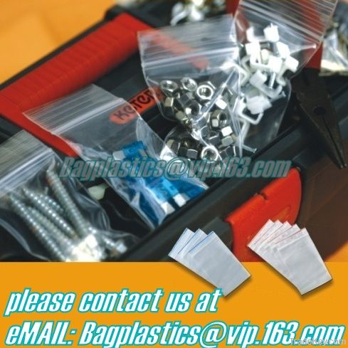 Grip seal bags, Zip Lock Bag, zipper bags, sandwich bags, slider bag