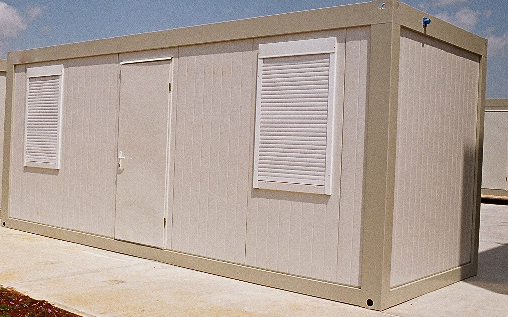 camp container