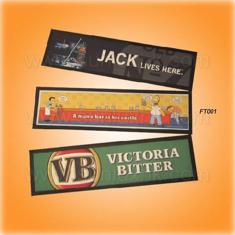 Coaster, Bar Runner, Fridge Magnet