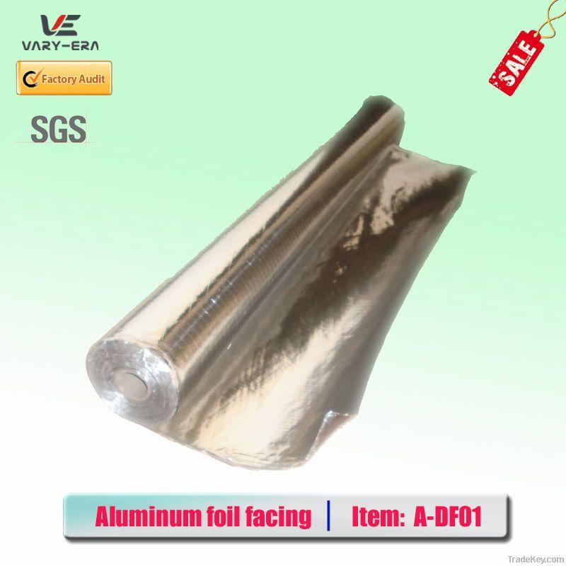 aluminum foil facing for roof