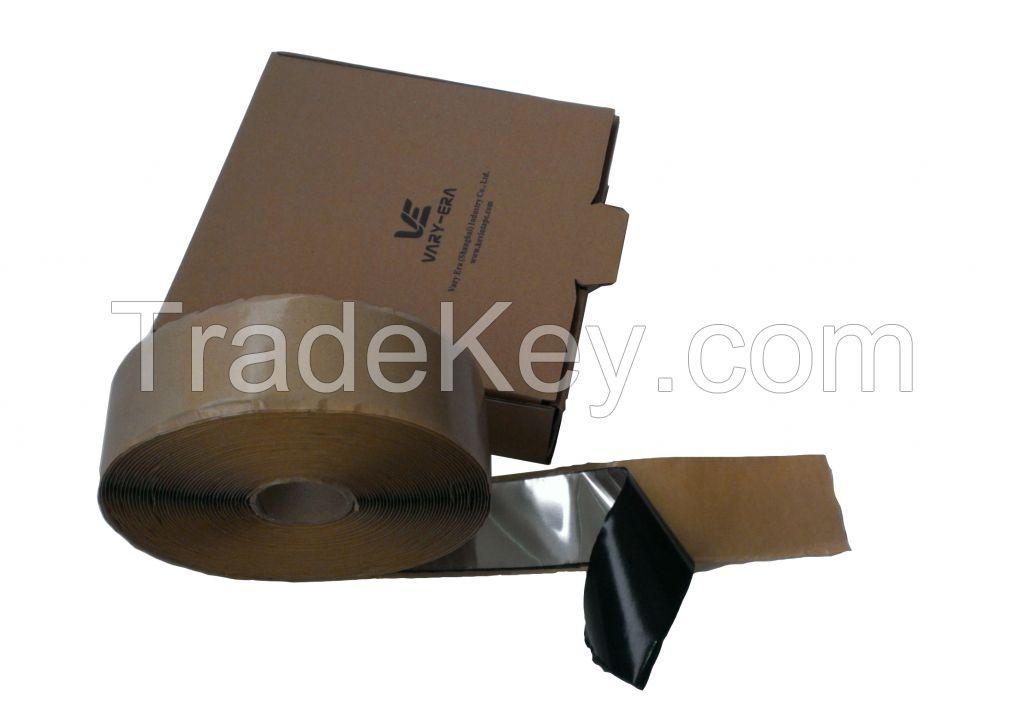 Alumium foil Butyl Mastic Tape