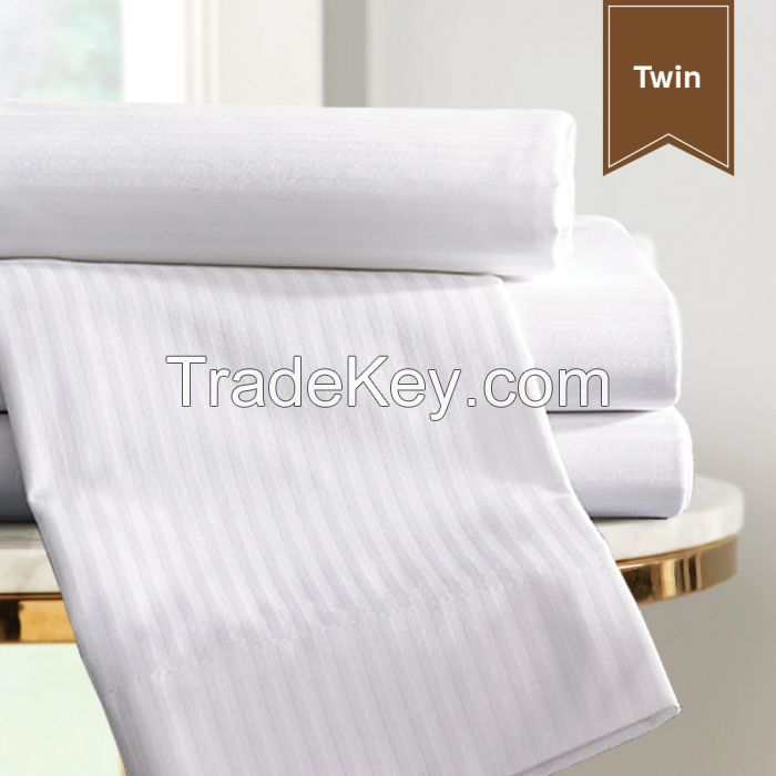 Striped Bed Sheet