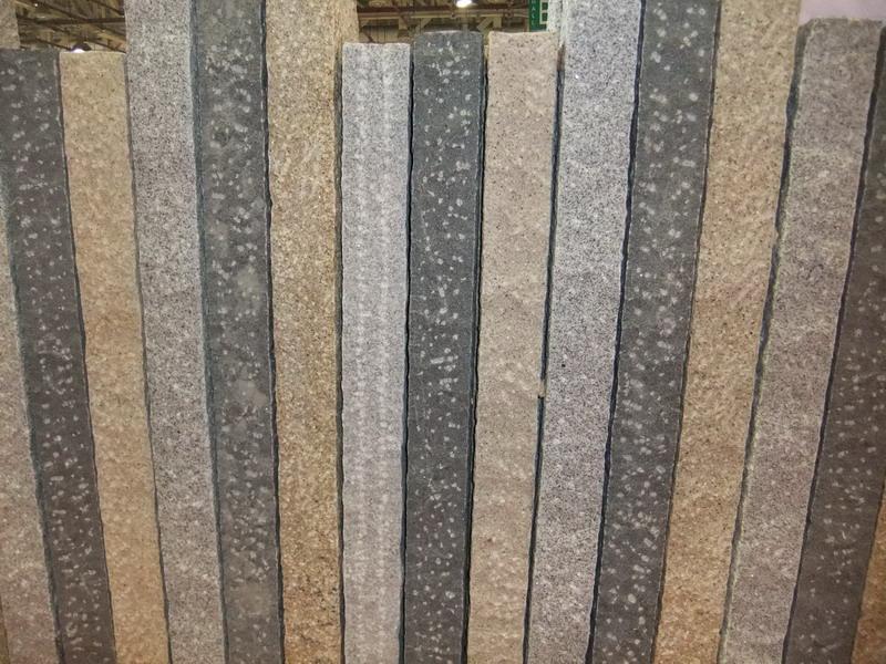 Granite curbstone