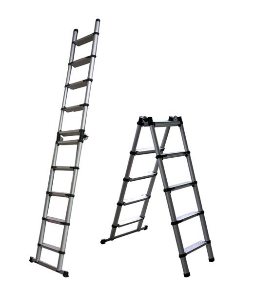 Multi-Functional Telescopic Ladder