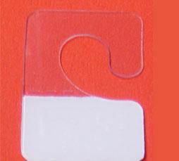 Clip strip , Hang tab