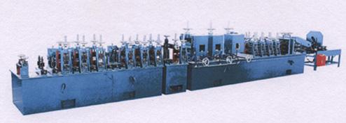 Pipe Making Machine