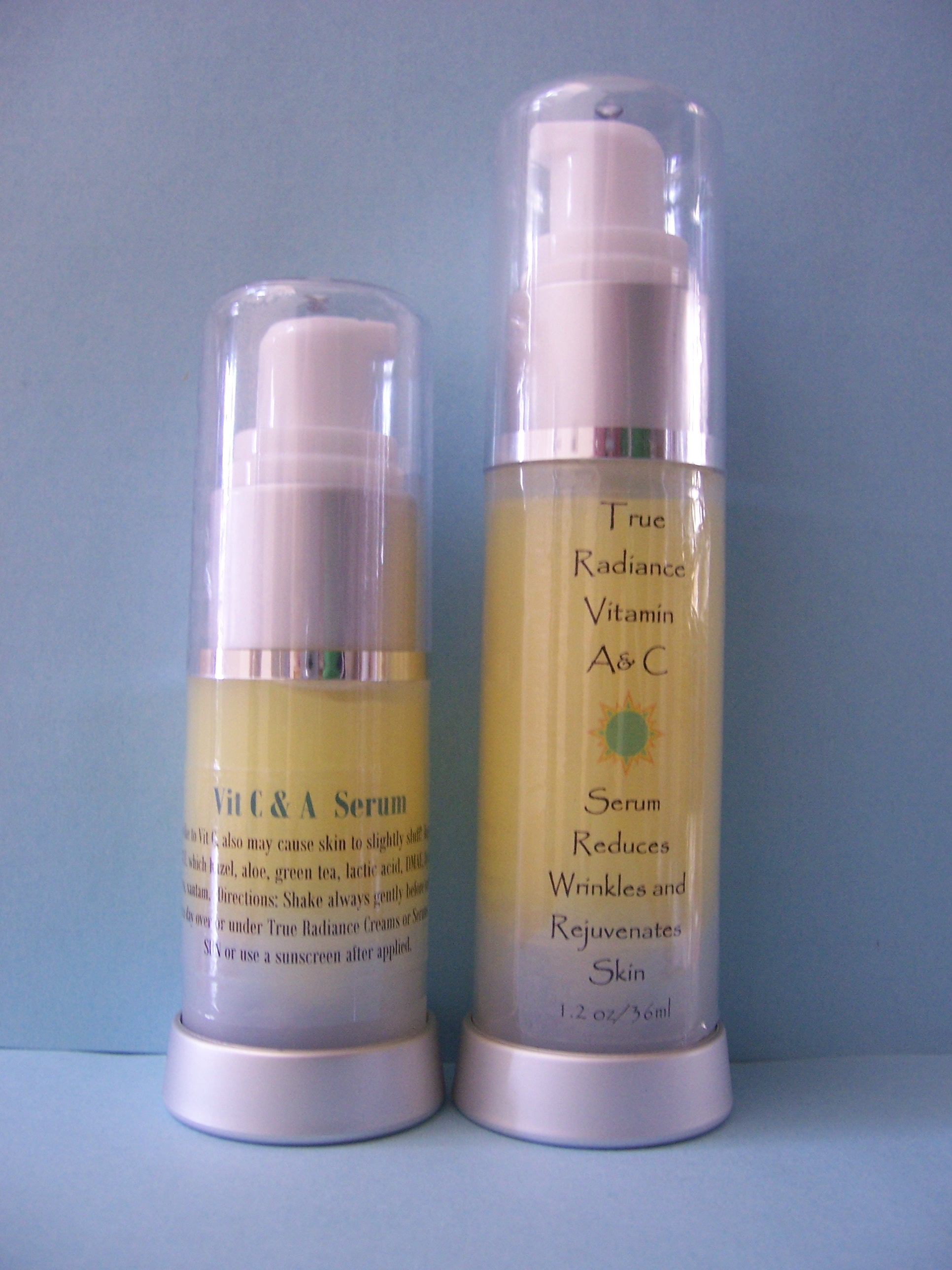 True Radiance Vitamin Serum