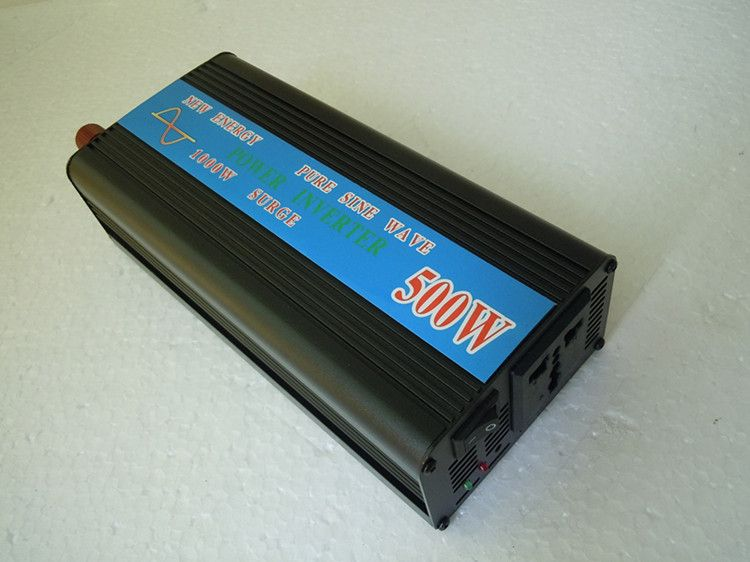 300w500w600w800w1000w1200W1500W2000W2500W surge 100% pure sine wave power Off Grid inverter 12v24V36V48V60V72V DC to 110V/220V/230V/127V /240VAC