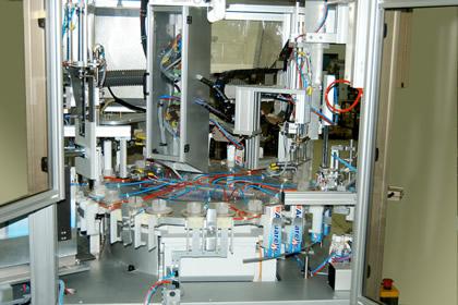 Tube Making, Filling, Sealling, Packaging