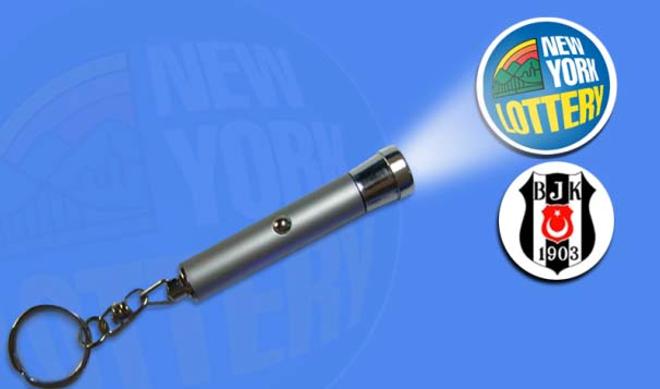 1902 Projection Torch with Custom-made Logo Available