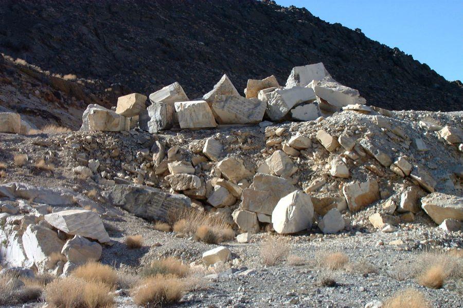 Carrara Nevada Marble Claims - 200 acres patented