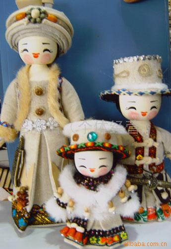 Chinese Nation Doll