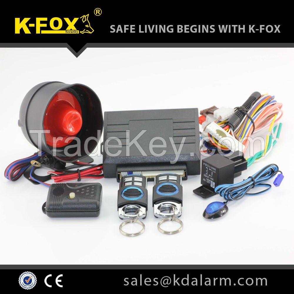 car alarm KD3000 for african market
