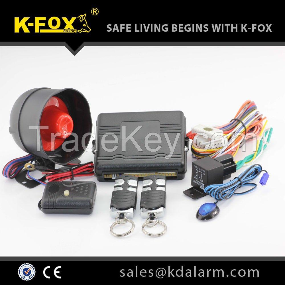 car alarm KD5000 for mideast market