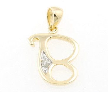 Gold Jewelry--New product--18K gold pendant
