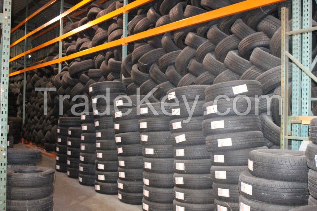 Used Tires , Truck Casing Tires