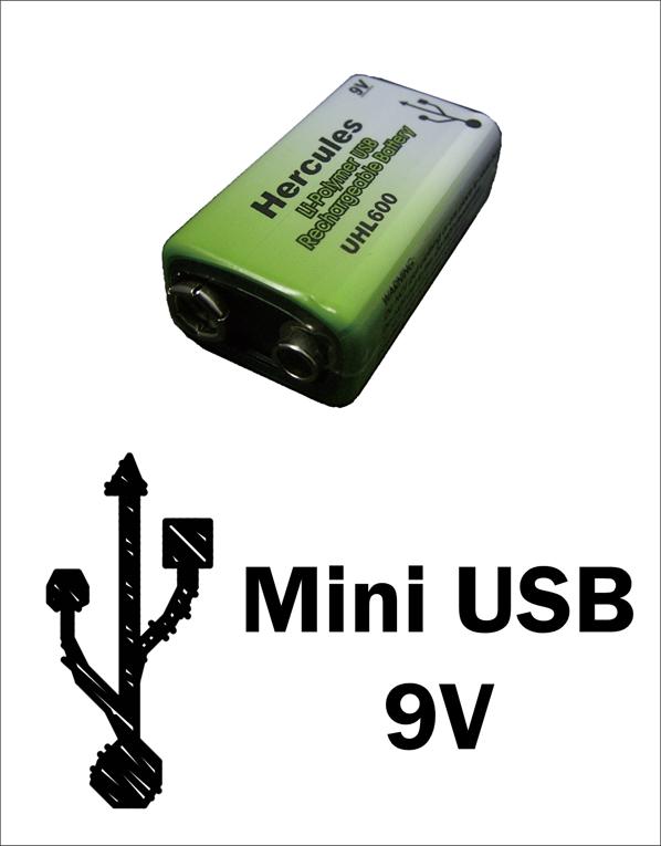 Rechargeable Li-polymer Battery