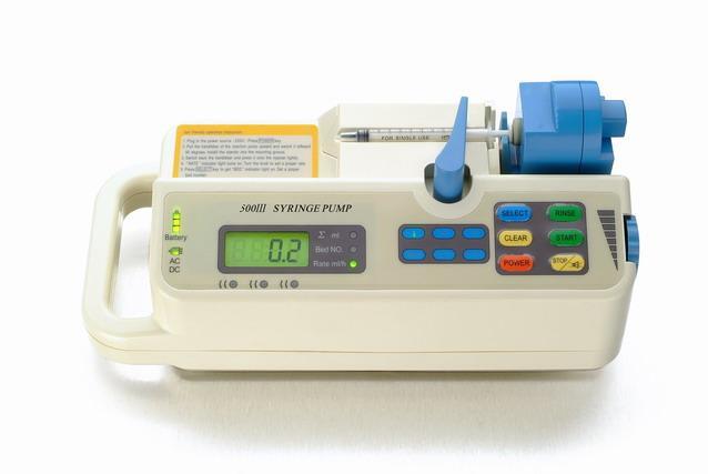 Veterinary Syringe Pump