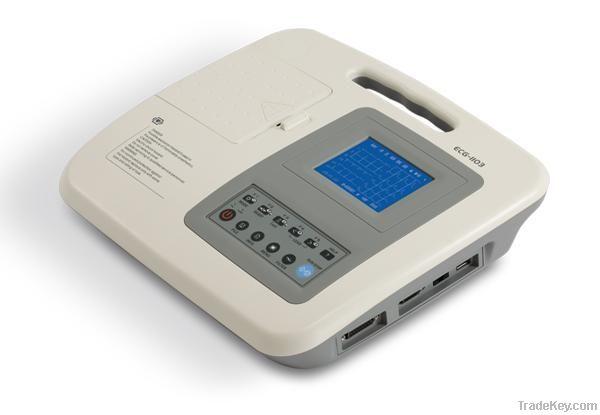 3 Channel ECG/EKG machine