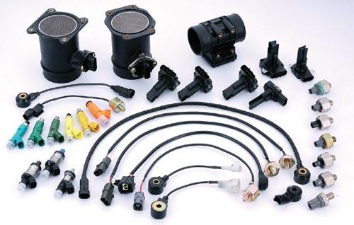 Air Flow Meter, ABS sensor, Oxygen ***** Position Sensor