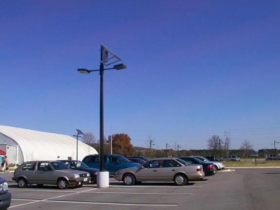 Illumi Brite Area & Security Solar LED Lighting Systems