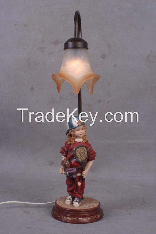 Figurine Lamps