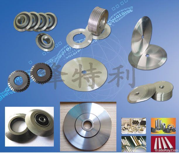 Circular knives Circular Papermaking machine blades/ circular bladeci/