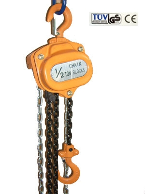 vital chain hoist in high quality with CE, GS approved