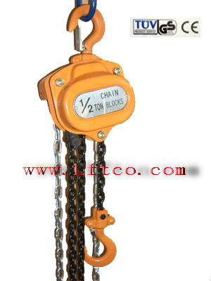 manual hoist, chain block supply in high quality