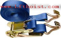 cargo strap, ratchet tie down, cargo lashing in high quality