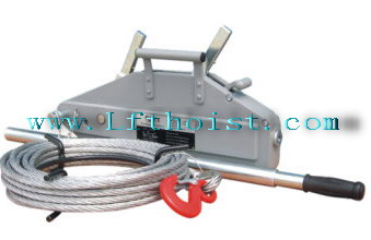 wire rope pulling hoist, Tecle manuales palancas in high quality