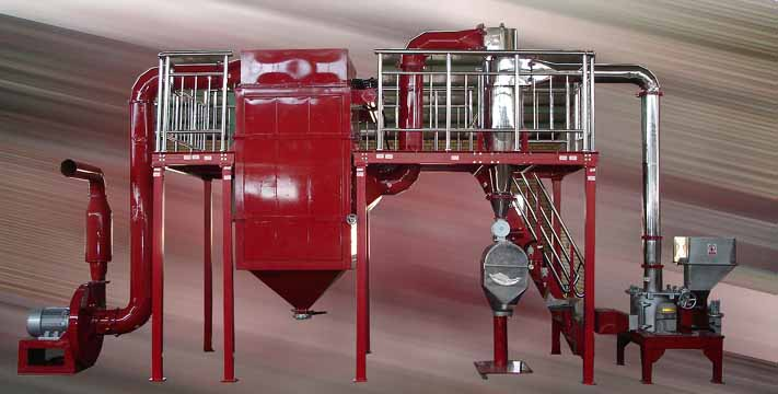 JINTECHG powder coating production line