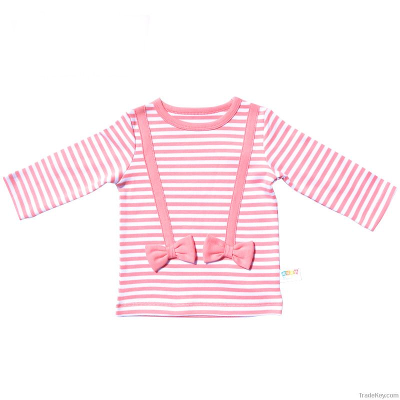 Newest style for Children's Long-sleeves T-shirt