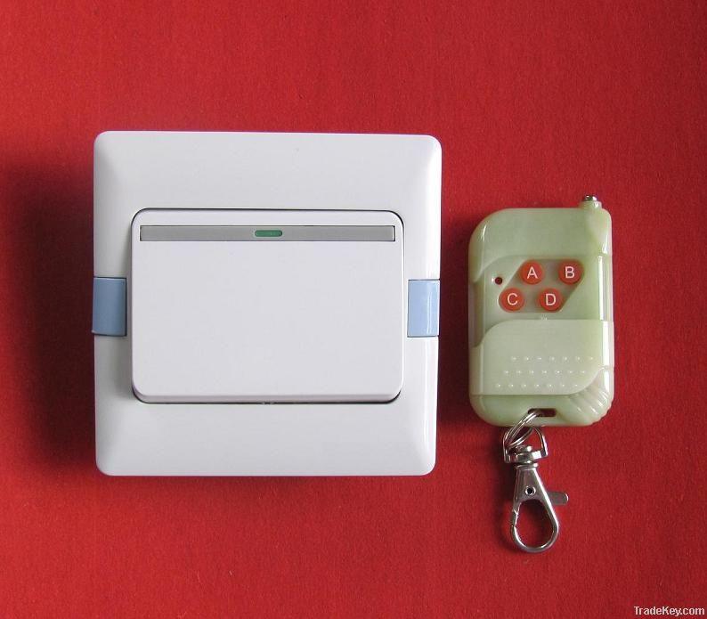 wireless remote control switch