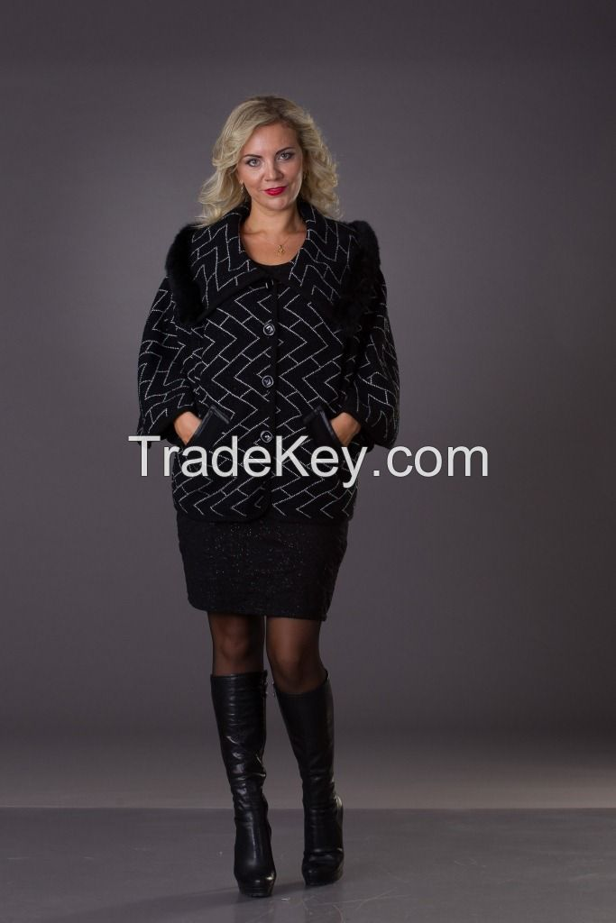 Womens knitted jackets